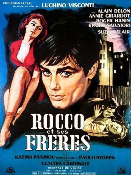 Rocco et ses frères 1960 - Alain Delon HDTV 1080i Full TS AC-3 N/B