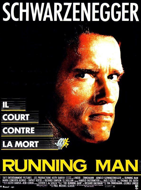Running Man (1987) BluRay x264 1080p VFF AC-3 5 1 - VFHD