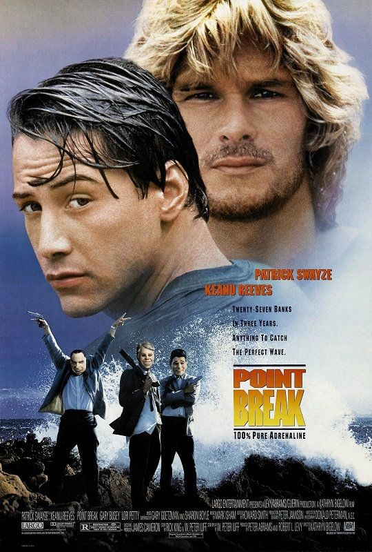 Point Break Extrême limite (1991) BluRay x264 1080p VFF DTS 5 1 - VFHD