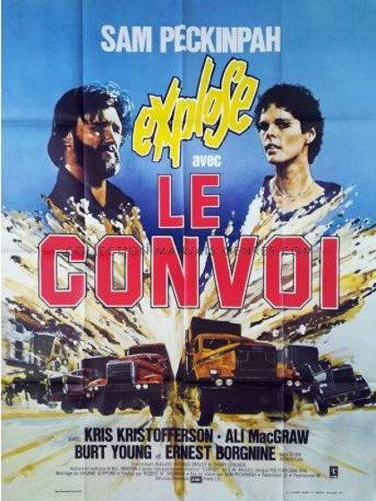Le convoi - Kris Kristofferson, Ali McGraw 1978 Rediff HDTV 1080i Full TS AAC