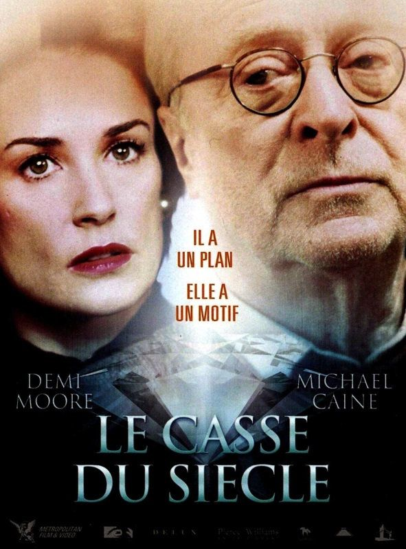 Le casse du siecle 2007 1080p MULTI TRUEFRENCH Bluray AC3 x265-FtLi