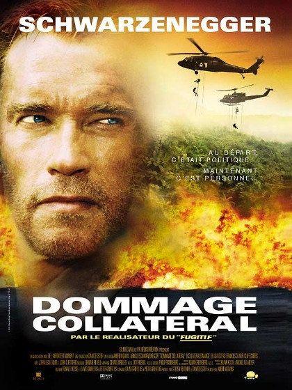 Dommage collatéral - Arnold Schwarzenegger 2002 Rediff HDTV 1080i Full TS AAC
