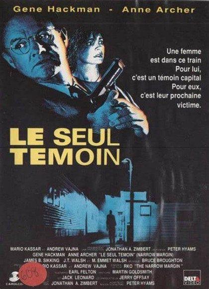 Le seul témoin - Gene Hackman 1990 Rediff HDTV 1080i Full TS AAC
