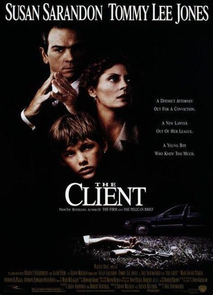 Le Client - Susan Sarandon, Tommy Lee Jones 1994 Rediff HDTV 1080i Full TS AAC