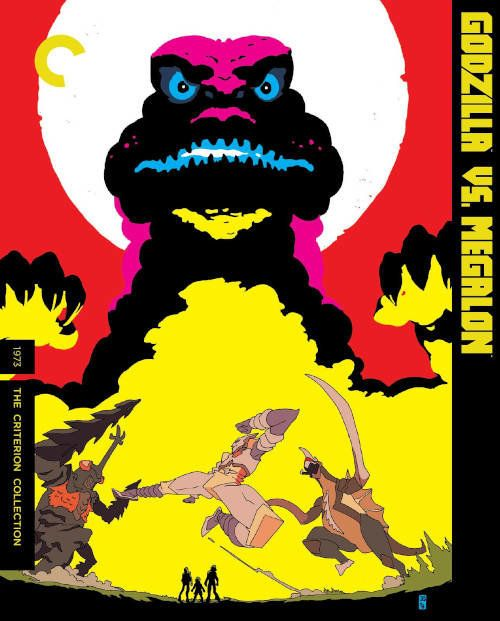 Godzilla vs Megalon 1973 (Criterion#1000 Godzilla: The Showa-Era Films, 1954–1975: 15/17) VOSTFR 1080p BluRay x264 FLAC - NO TAG