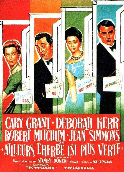 Ailleurs l'herbe est plus verte - Cary Grant, Deborah Kerr 1960 HDTV 1080i Full AVC TS AAC