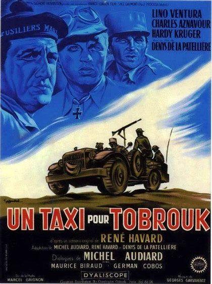 Un taxi pour Tobrouk - Lino Ventura, Charles Aznavour 1961 HDTV 1080i Full AVC TS AC3