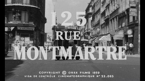 125, rue Montmartre - Lino Ventura, Andréa Parisy 1958 HDTV 1080i Full AVC TS AC-3 N/B