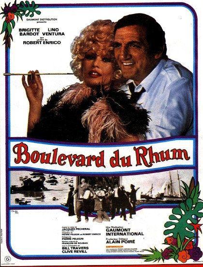 Boulevard du rhum - Lino Ventura, Brigitte Bardot 1971 HDTV 1080i Full AVC TS AAC