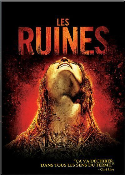 The Ruins 2008 VFF DVDRIP XVID MP3-ANGUS60