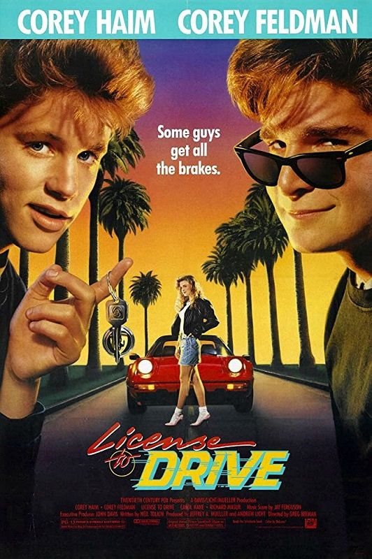 License to Drive - Plein Pot 1988 1080p MULTI TRUEFRENCH Bluray Repack PCM x265-FtLi