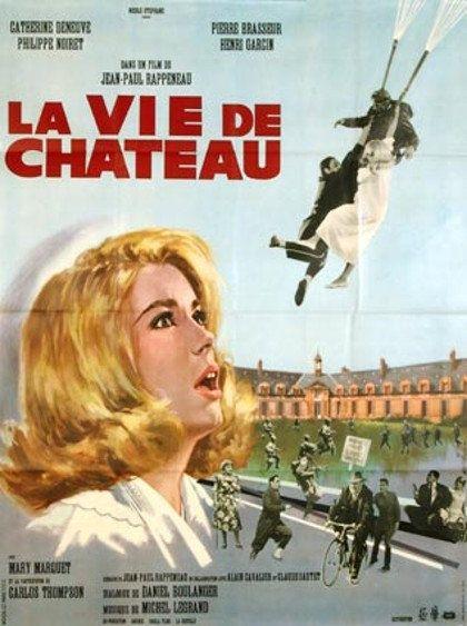 La vie de château - Catherine Deneuve, Philippe Noiret 1966 HDTV 1080i Full AVC TS AC-3 N/B