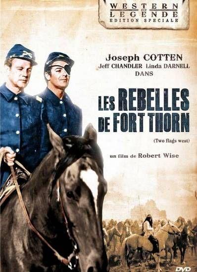 Les rebelles de Fort Thorn -1950 Multi DVDRIP AC3 X264