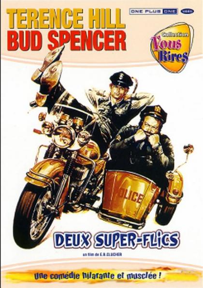 Deux super-flics - Terence Hill, Bud Spencer 1976 HDTV 720p AVC MKV x264 AC-3