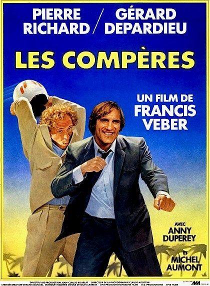 Les compères - Pierre Richard, Gérard Depardieu 1983 HDTV 1080 Full AVC MKV AC-3
