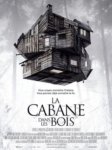 The Cabin in the Woods 2011 VOSTGB BDRemux 1080p DTS x-264 NoTag