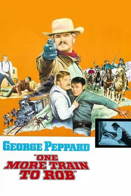 One More Train To Rob 1971 FRENCH DVDRip x264-GDLN