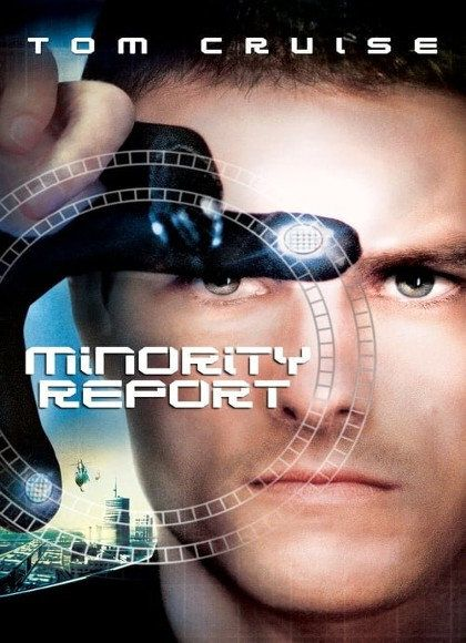 Minority Report - Tom Cruise, Colin Farrell 2002 HDTV 1080 Full TS AAC