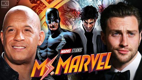 Disney+劇集《Ms. Marvel》加入異人族? 曝這兩位演員有機會出演黑蝠王和麥西穆斯