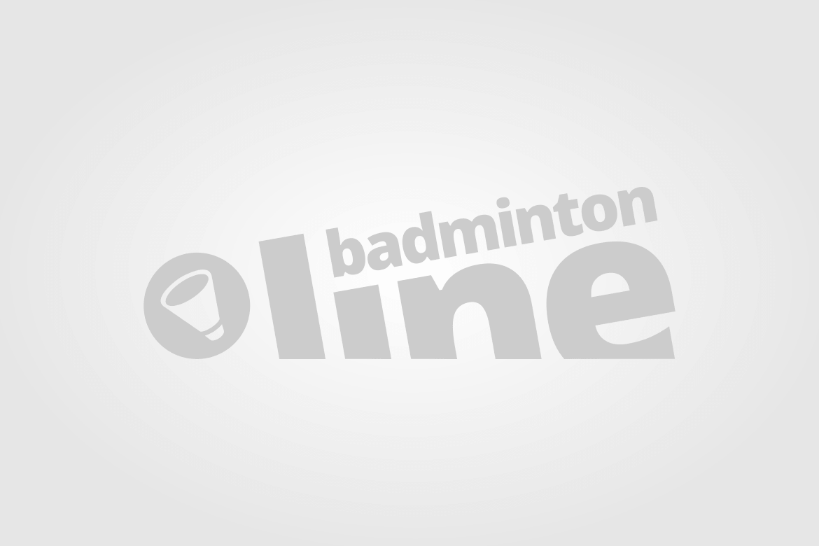 Nationale badmintontitel Jie en Pang