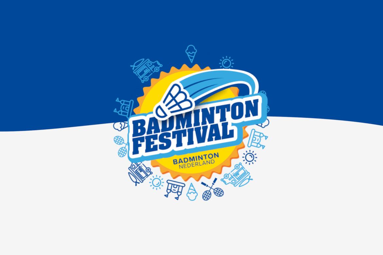 logo Badminton Festival