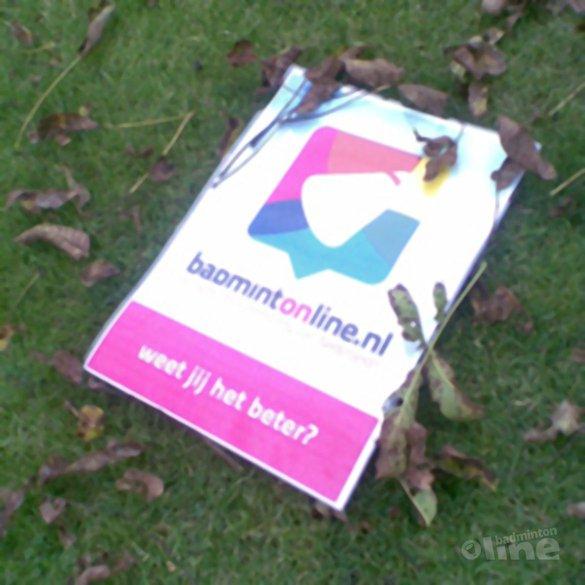 Nieuwe website in de lucht! - badmintonline.nl