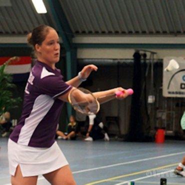 RSL Nederland sponsor van Maartje Verheul