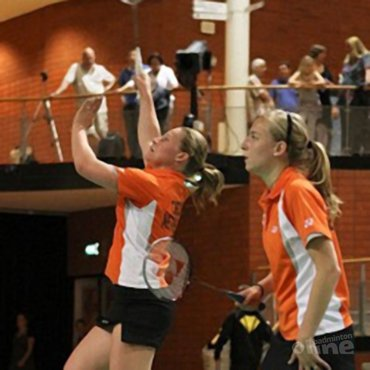 Drie halve finales in Yonex Czech International