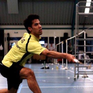 Eric Pang naar kwartfinale in Bulgarije