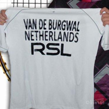 Ilse van de Burgwal nu ook onder de hoede van RSL