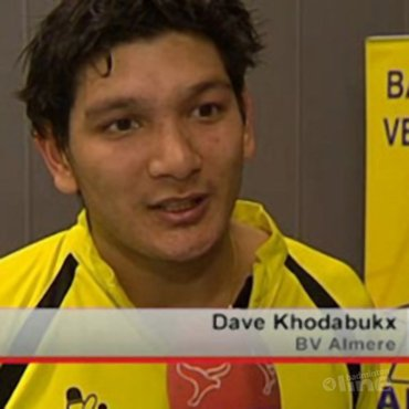 Dave Khodabux op Omroep Flevoland