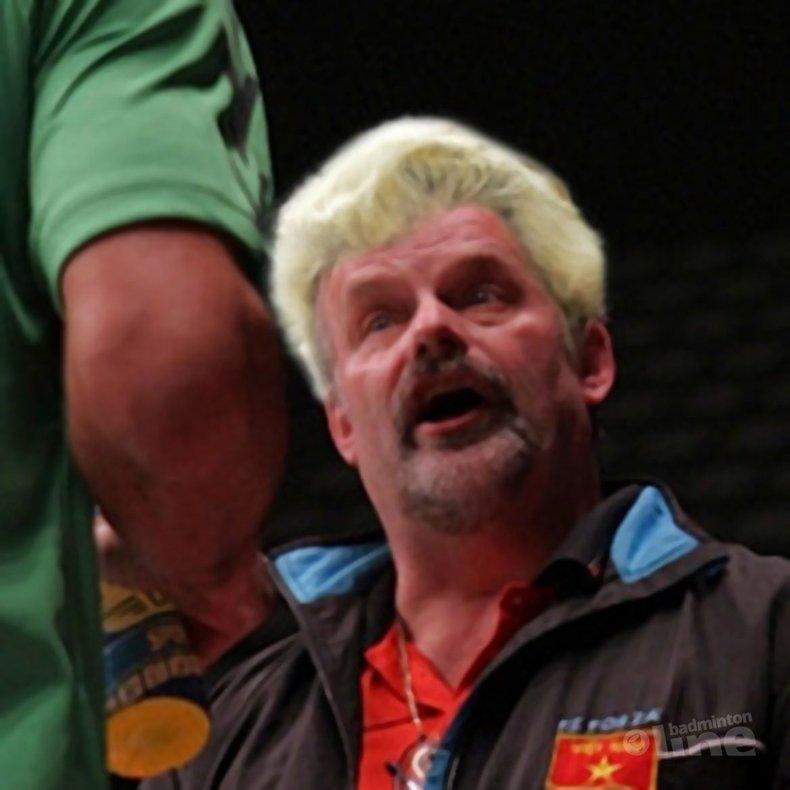 Deze afbeelding hoort bij 'De Wilders van het Nederlandse badminton!' en is gemaakt door Alex van Zaanen