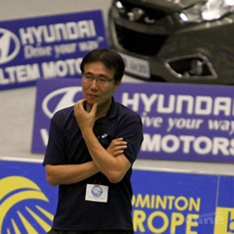 Bondscoach Kim Young Man verlaat Badminton Nederland