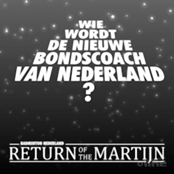 De terugkeer van Martijn - CdR