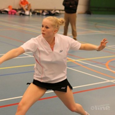 Tamara Werson runner-up bij RSK Zuid-West