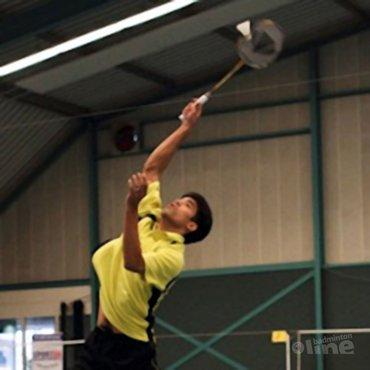 Eric Pang en vrouwendubbel naar halve finales
