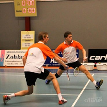 Nederlanders bij de China Open Super Series