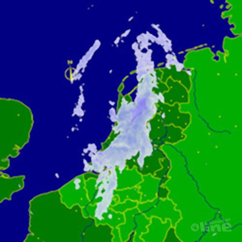 Eredivisiewedstrijden afgelast - buienradar.nl