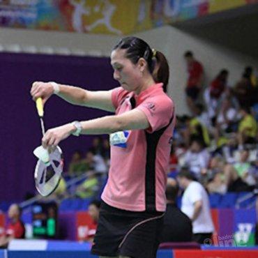 Yao Jie in Hong Kong tegen nummer 5 van de wereld