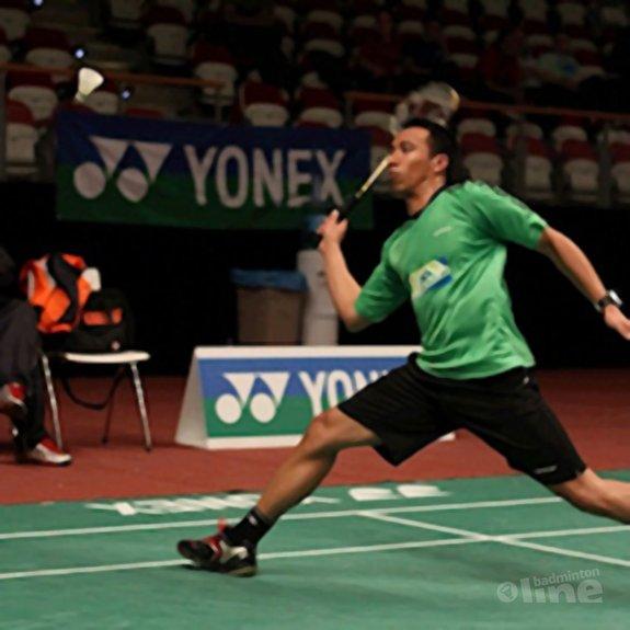 Palyama in finale Strasbourg Masters - Alex van Zaanen