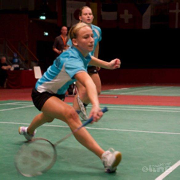 Nederlands damesdubbel wint in Rome - Alex van Zaanen