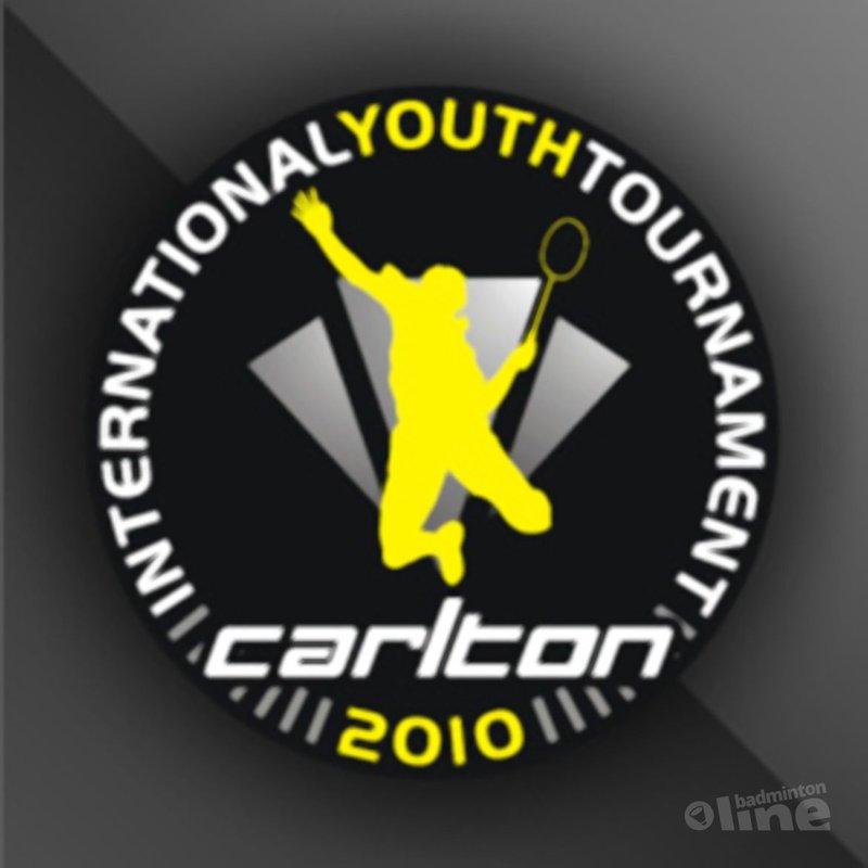 Dinsdag start het 34e Carlton International Youth Tournament - Carlton International Youth Tournament
