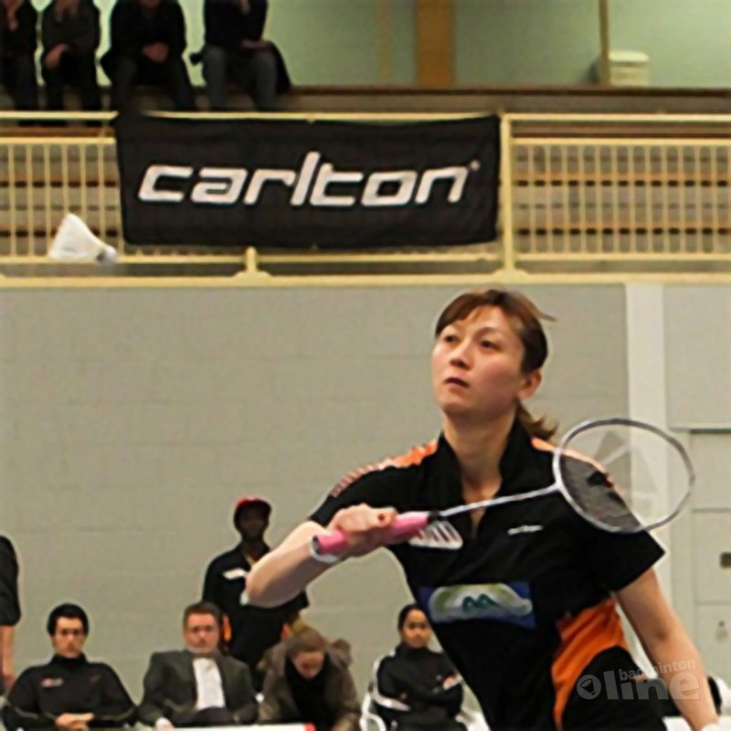Yao Jie woensdag in Super Series Finals - Alex van Zaanen