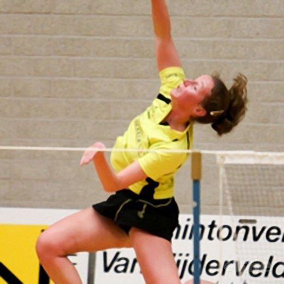 Thuiswedstrijd BV Almere tegen BC Victoria - Alex van Zaanen