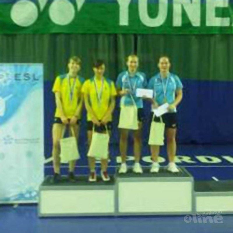 Vierde toernooiwinst Tabeling en Piek - i.o.v. Selena Piek