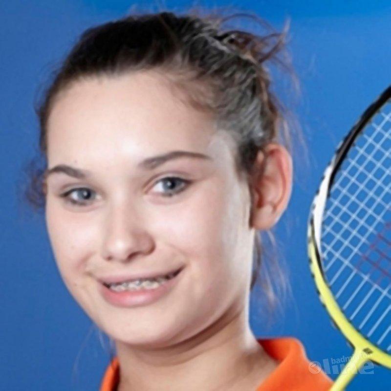 Eline Coene maakt EJK-selectie U19 bekend - Badminton Nederland