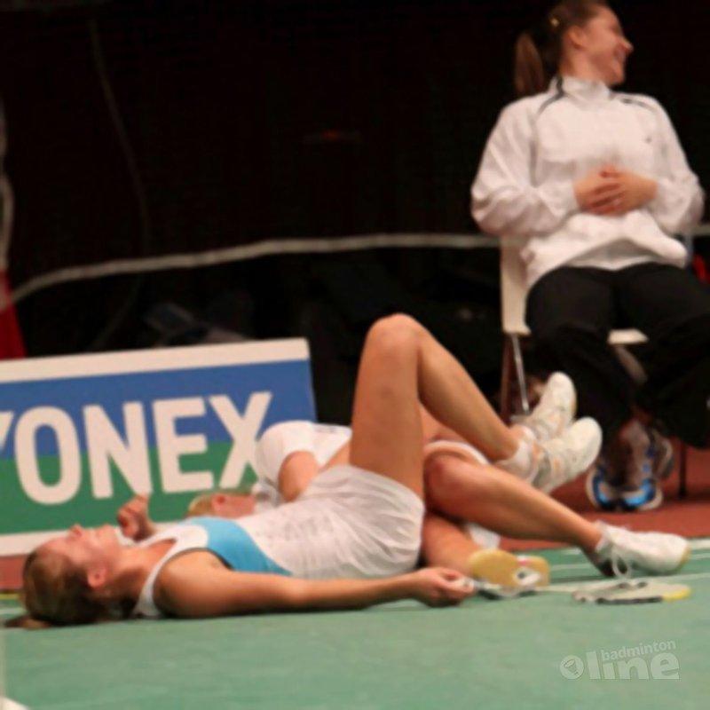 Tennis meer sexy dan badminton - Alex van Zaanen