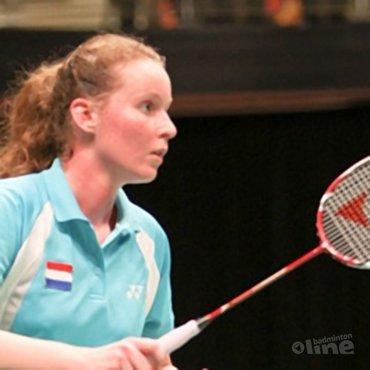 Figurantenrol voor Almeerders tijdens NK badminton