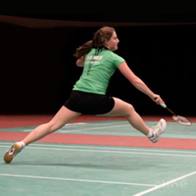 Kirsten van der Valk naar Turkije Junior International - Alex van Zaanen