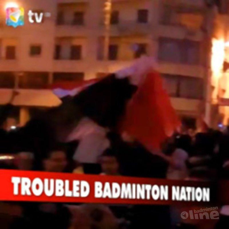 De 80-jarige oorlog van Badminton Nederland - CdR